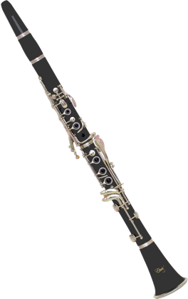 transparent clarinet greek
