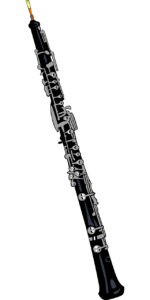 Easiest woodwind instrument to. Oboe drawing easy picture freeuse library