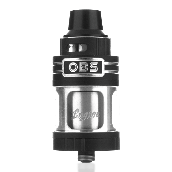 Obs transparent engine rta. Rebuildable atomizer ml mm