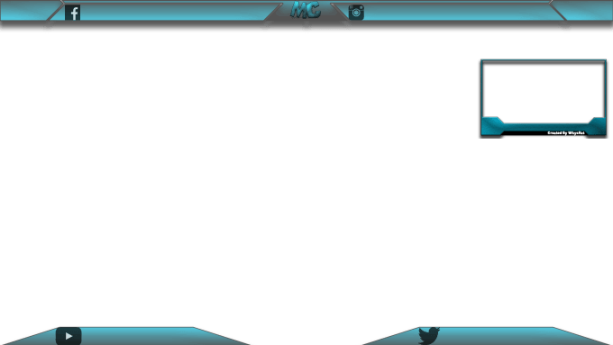 Obs transparent twitch. Create a overlay for