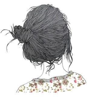 Portraits drawing messy. Pin by ivana saez