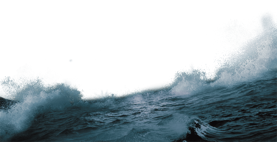 Ocean clipart calm wave. Waves transparent png stickpng