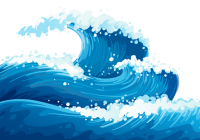 Ocean clipart ocean water. Clip art arts for