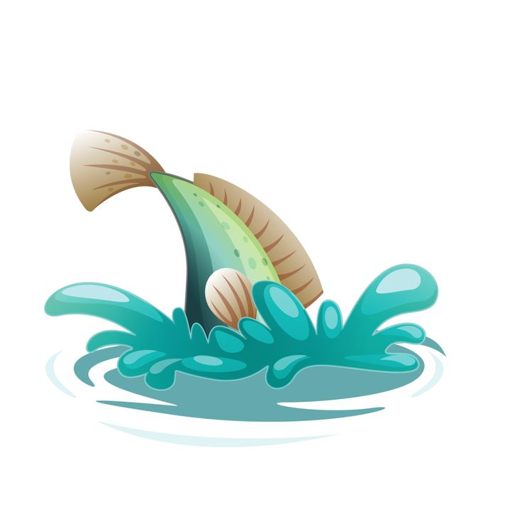 Ocean clipart ocean water. Fish at getdrawings com