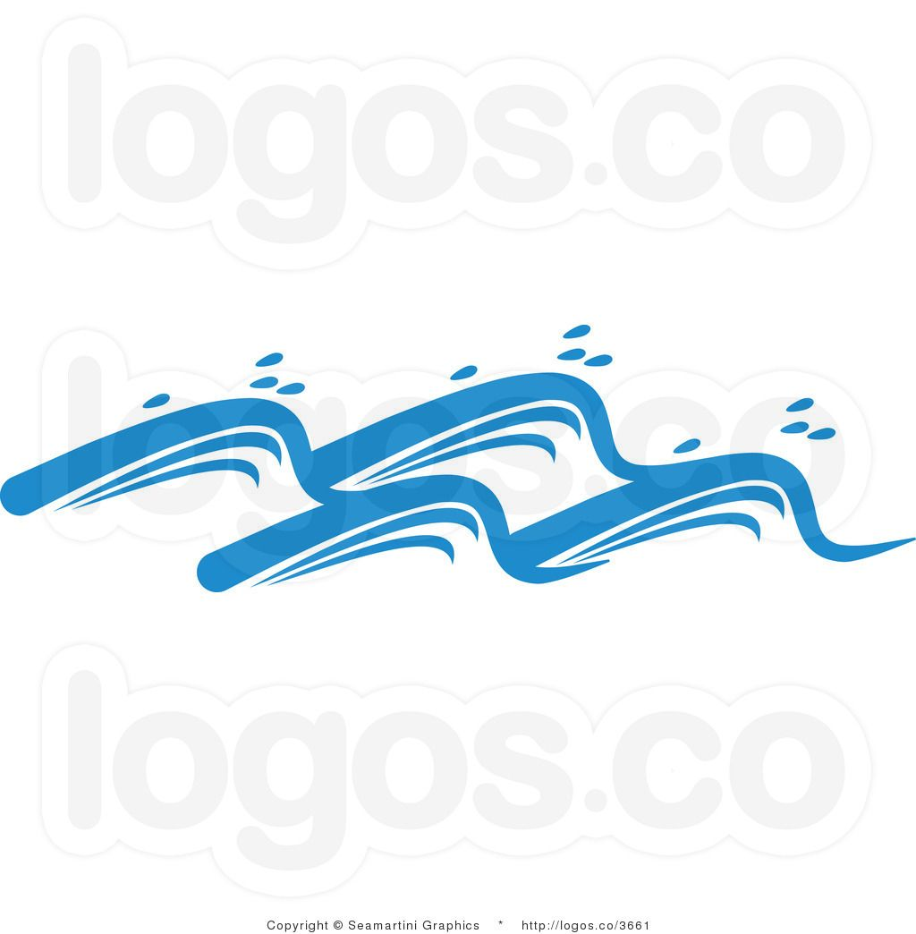 Wave free clip art. Ocean clipart ocean water image library library