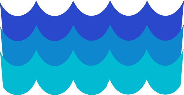 Wave clip clear background. Ocean clipart png images