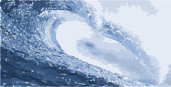 Water wave png. Waves clip art at