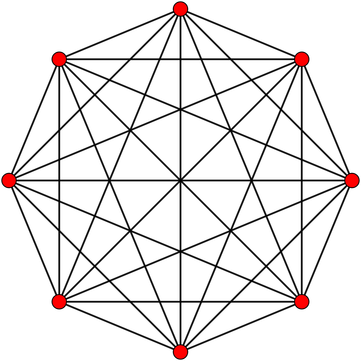 Octagon design png. Rectified simplexes wikipedia