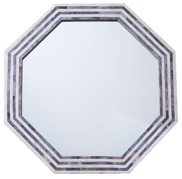 octagon mirror png