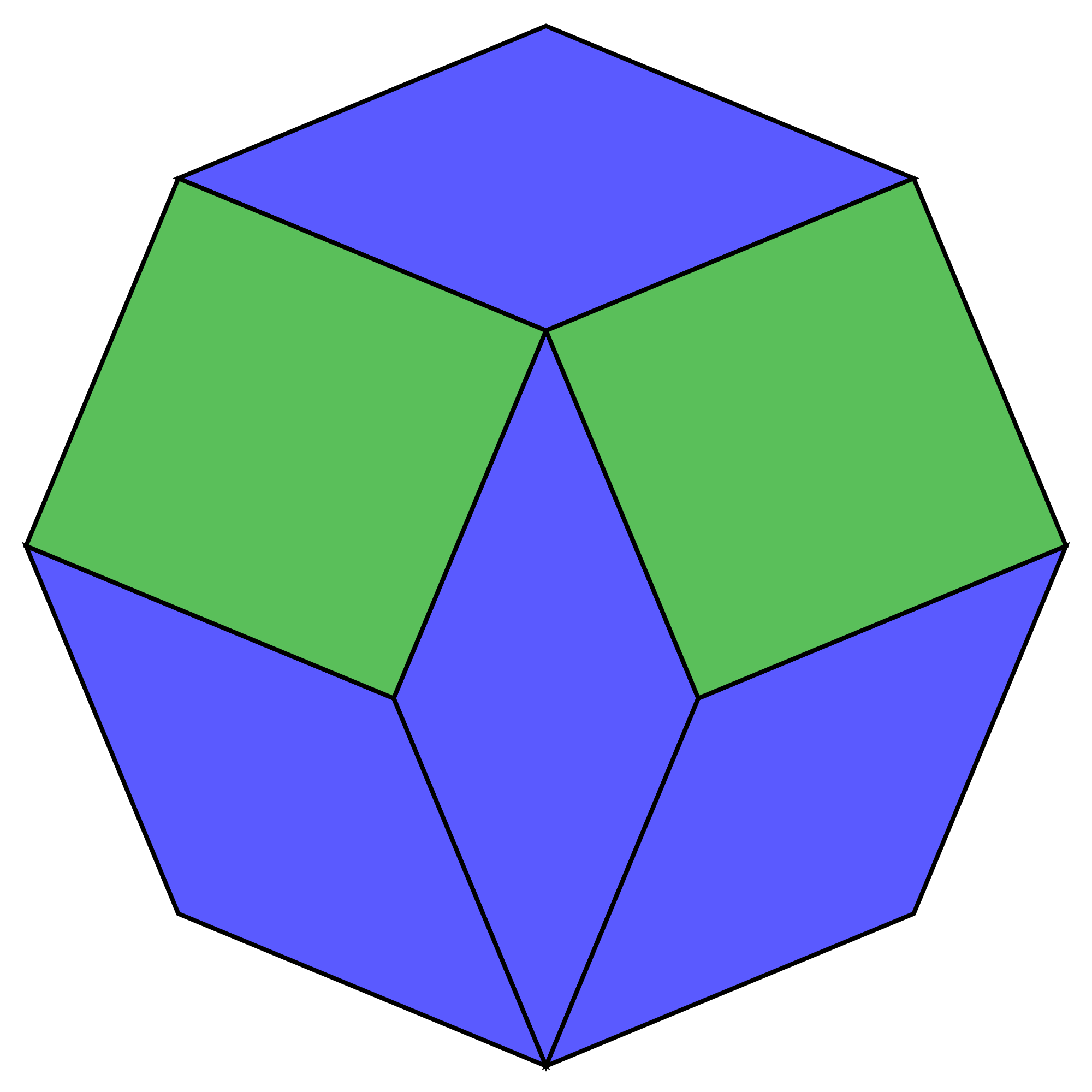 Octagon transparent blue. File dissected svg wikimedia