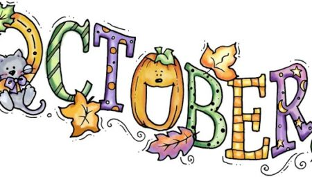 October clipart. Index of wp content
