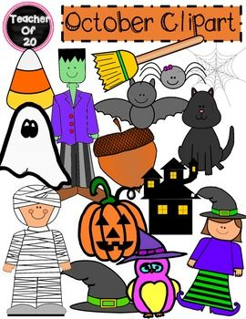 October clipart candy. Pack teacher and teaching
