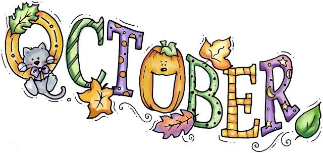 October clipart goodbye. Image result for health