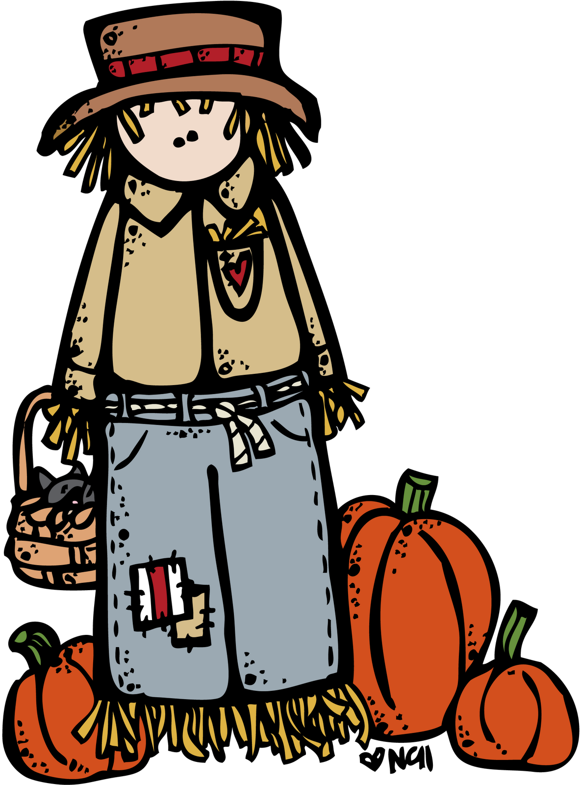 October clipart melonheadz. Free pilgrim cliparts download