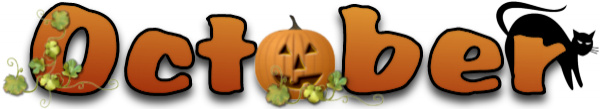 October clipart monthly. Newsletter clip art id
