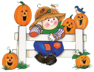 October clipart preschool. Clip art for collection