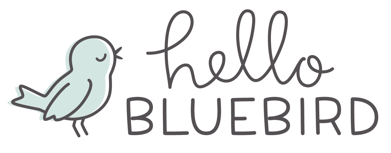 October png hello. Pink ink originals bluebird