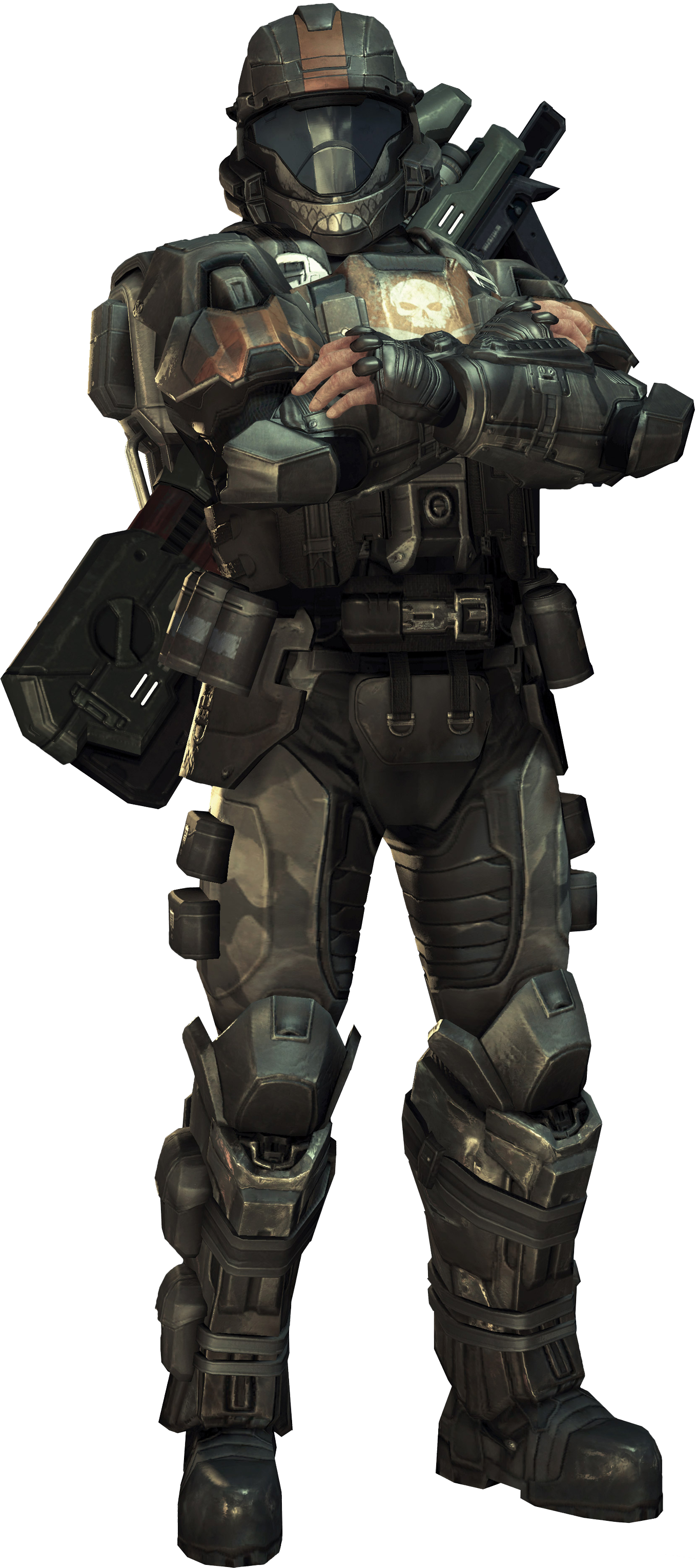 Odst drawing armor. Halo dutch art images