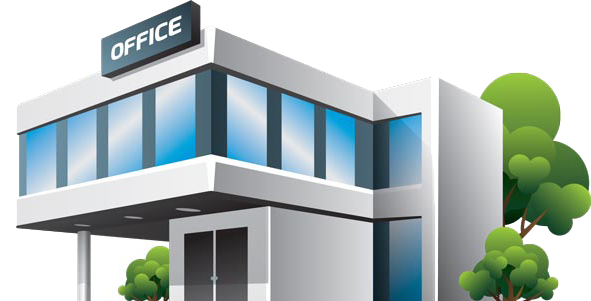 Office building png. Clipart image