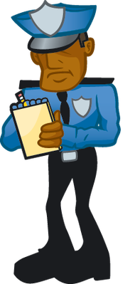 Officer clipart. Police the arts image