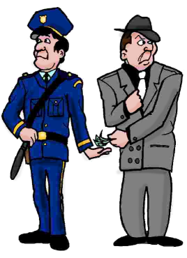 Cop clipart alleged. Dirty tv tropes