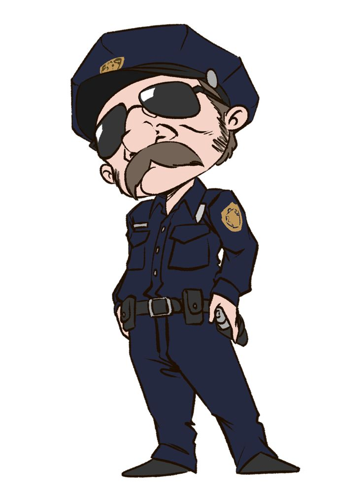 Policeman clipart police stuff. Best cartoon images