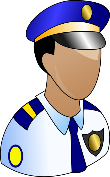 Costume clipart policeman. Police officer badge computer
