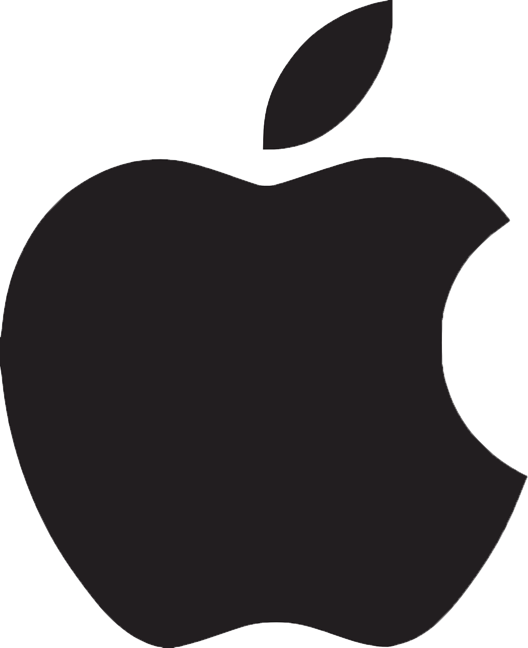 Official apple logo png. Capitol computers size