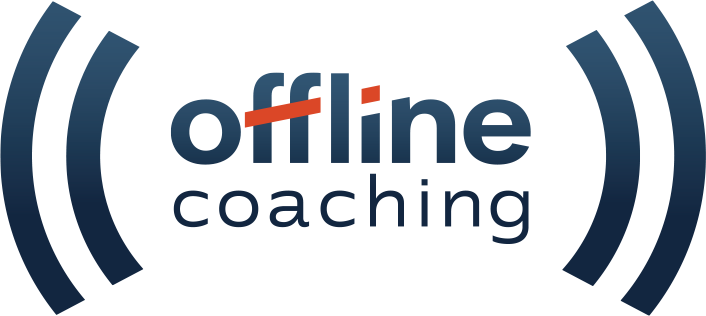 Offline transparent. Coaching http