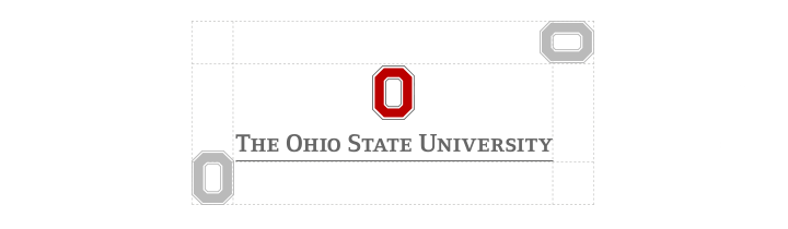 Ohio state university logo png. Brand guidelines vertical stacked