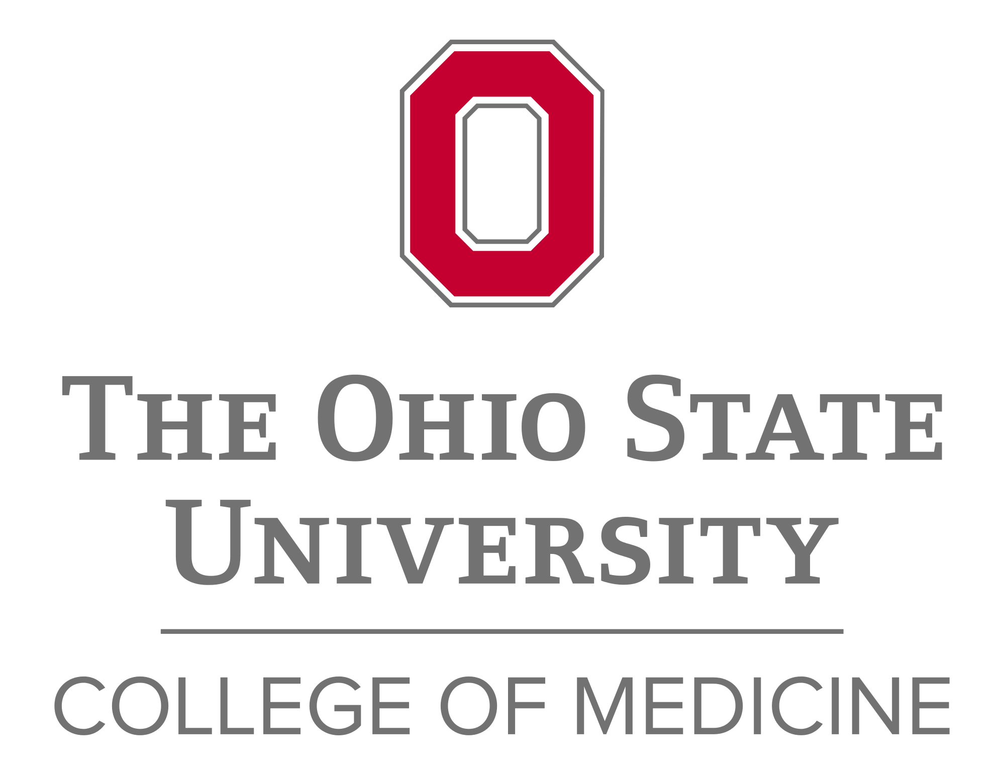 Ohio state o png. University college of medicine