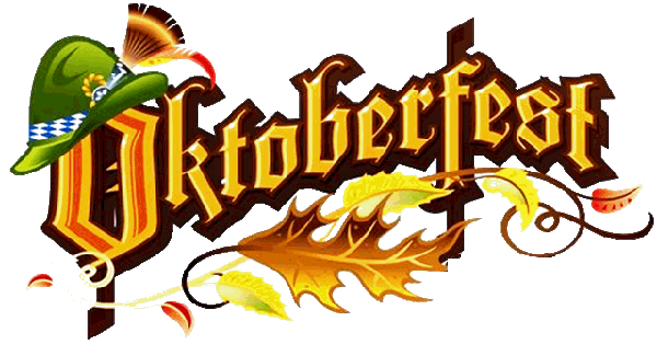 Oktoberfest clipart. Updates sponsors artwork