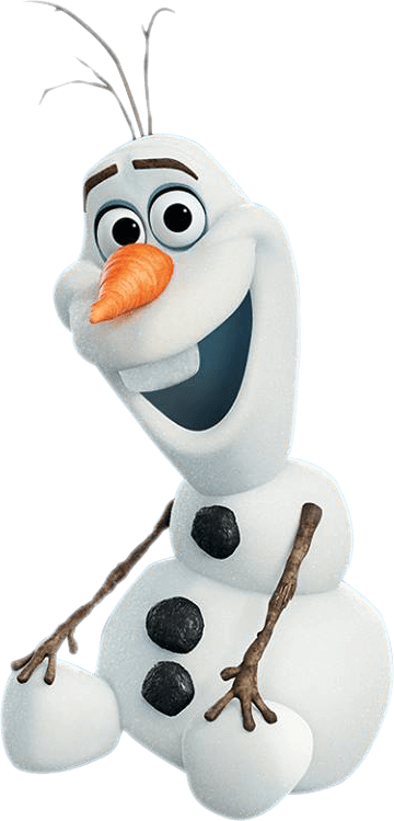Olaf frozen png. Best images of olf