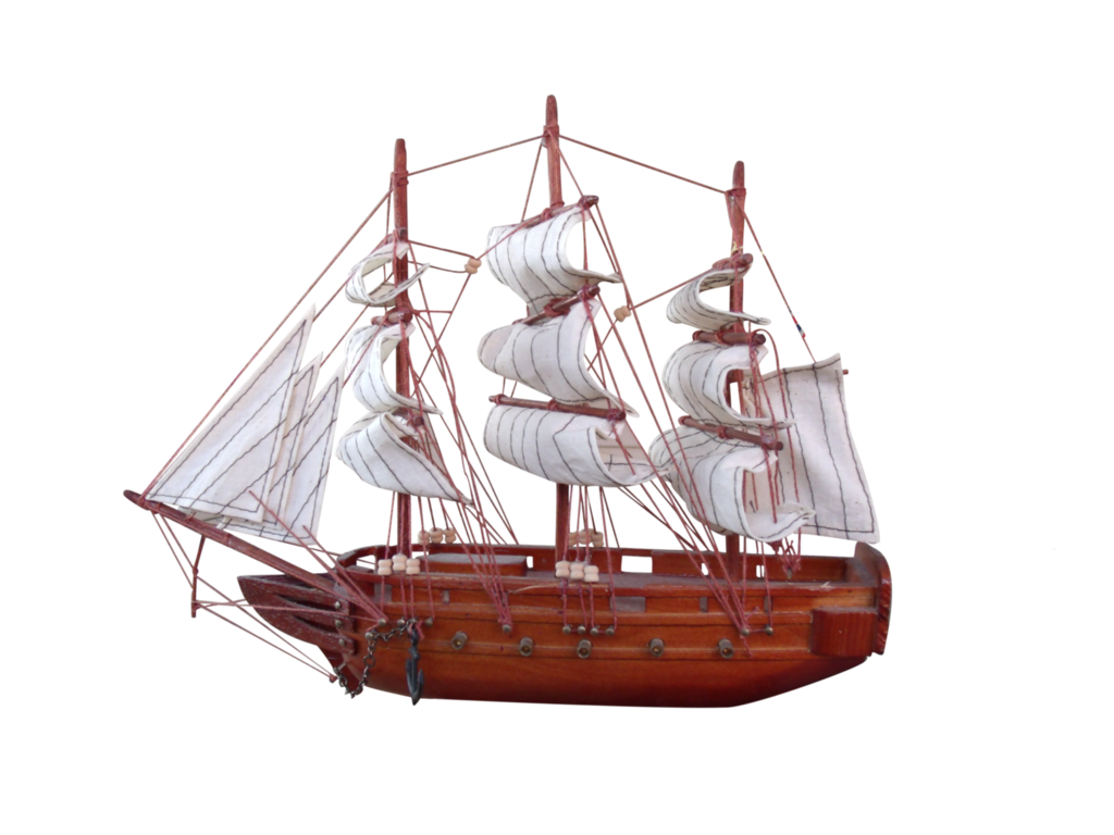 Old boat png. Toy ship by yellowicous