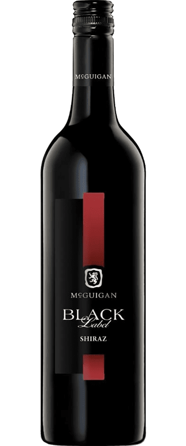 Mcguigan black shiraz day. Old bottle label png picture free library