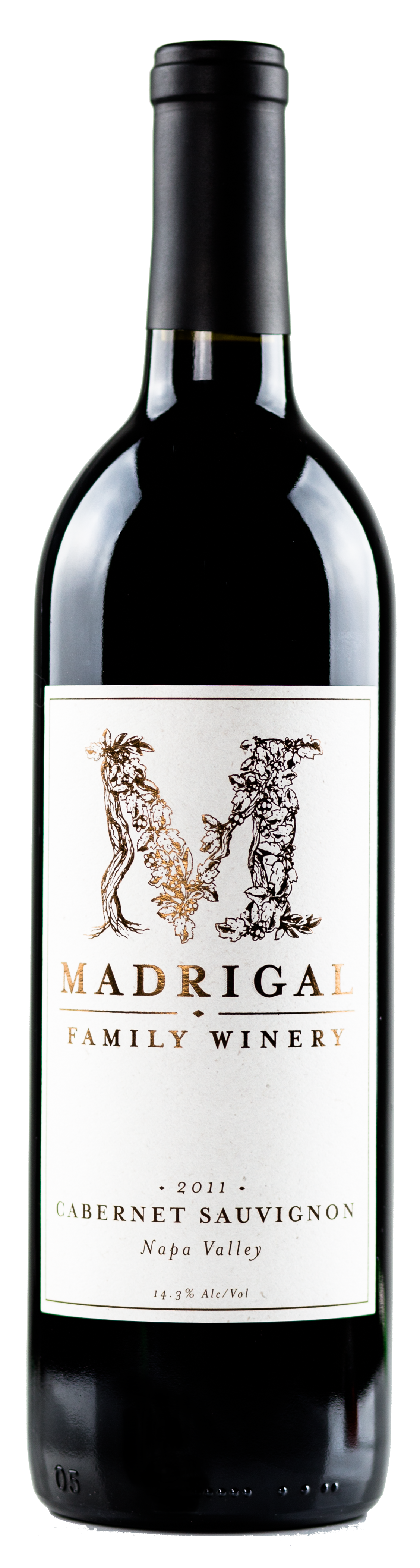 Trade madrigal family winery. Old bottle label png png library download