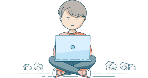 Writing clipart finish work. How to write a