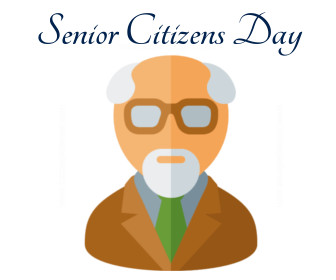 old clipart senior citizen
