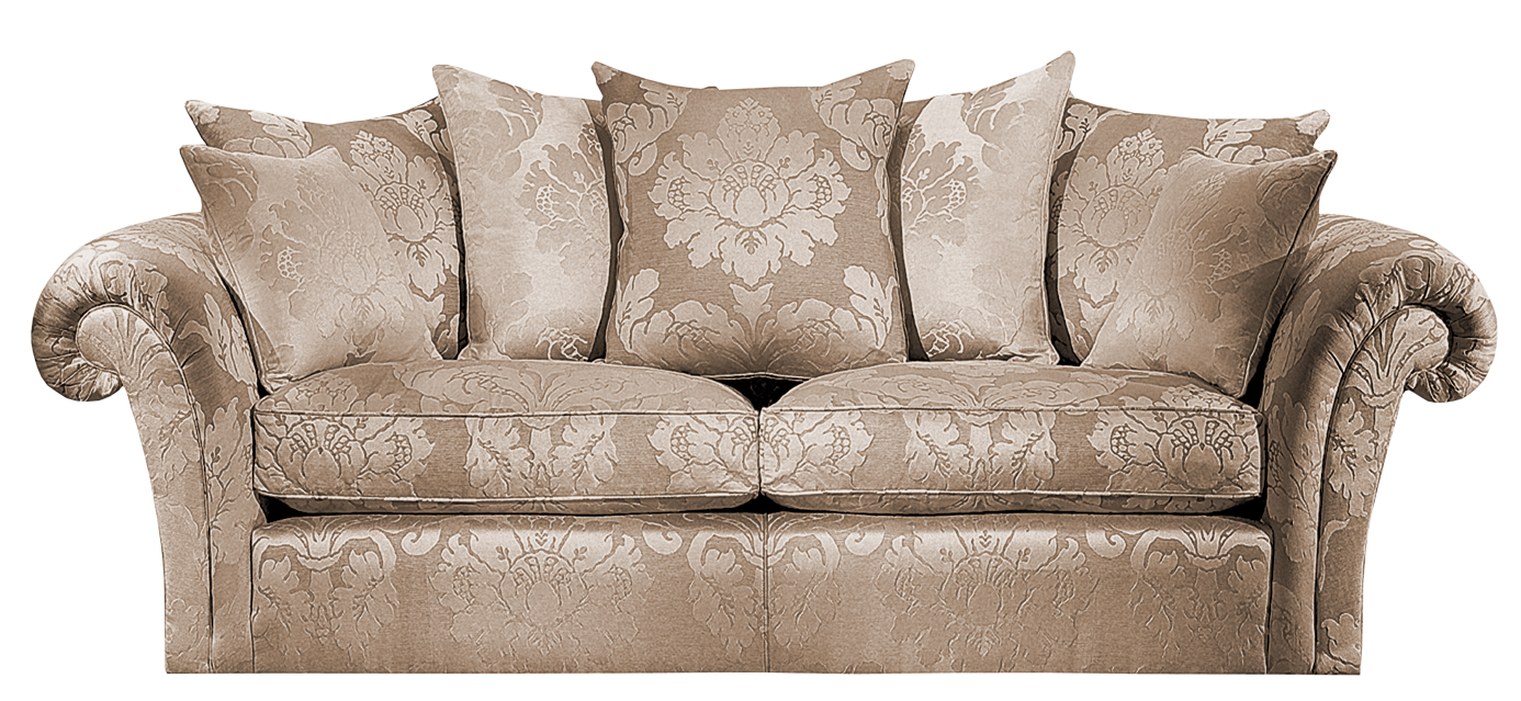 Old couch png. Transparent sofa picture