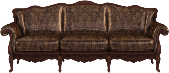 Old couch png. Sofa furniture image