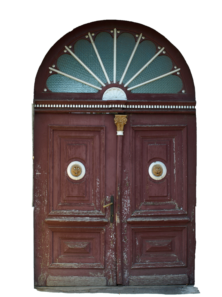 Old door png. By dreamlikestock on deviantart