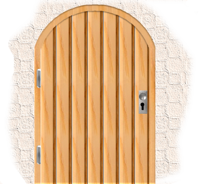 Old door png. Download free transparent image