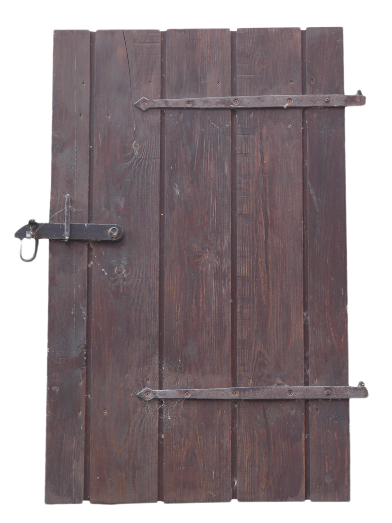 Old door png. By suicideomen on deviantart