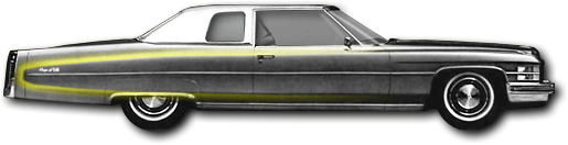 Cadillac drawing deville. Autos of interest