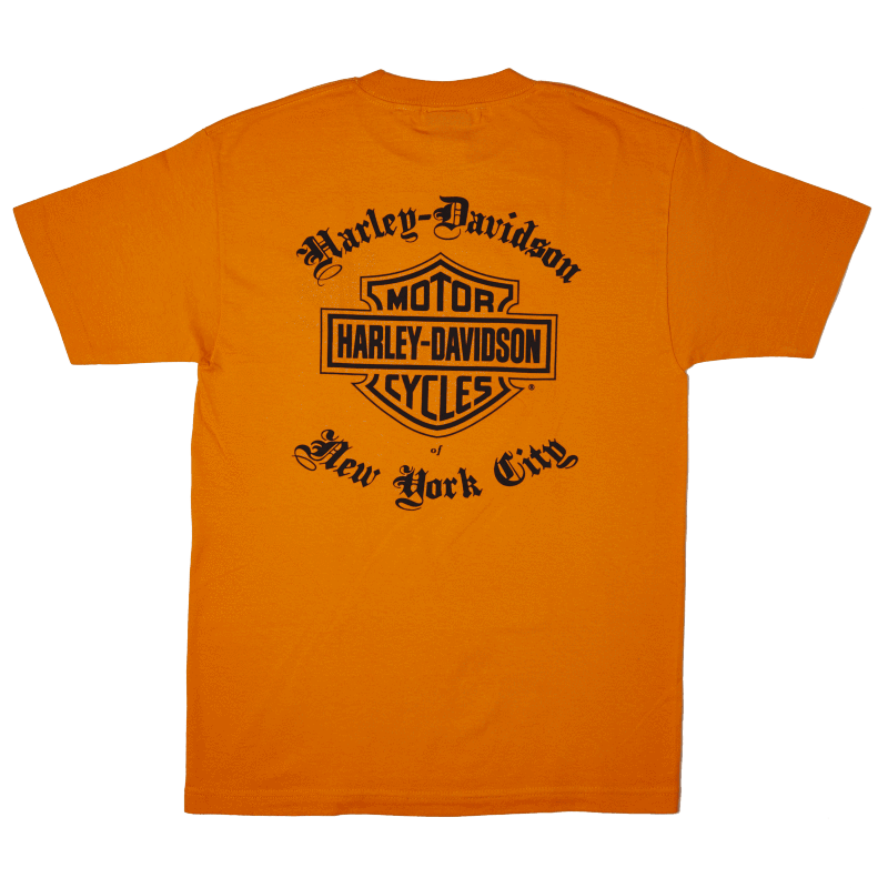 Old english s png. Nyc exclusive orange short