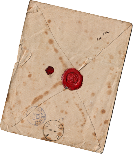 old envelope png
