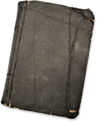 Old journal png. Bill rudd s diary