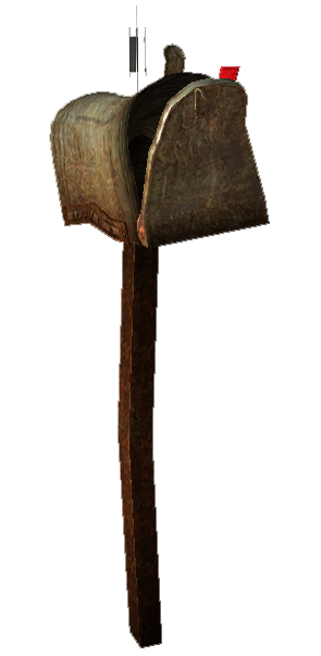 Old mailbox png. Image rigged fallout wiki