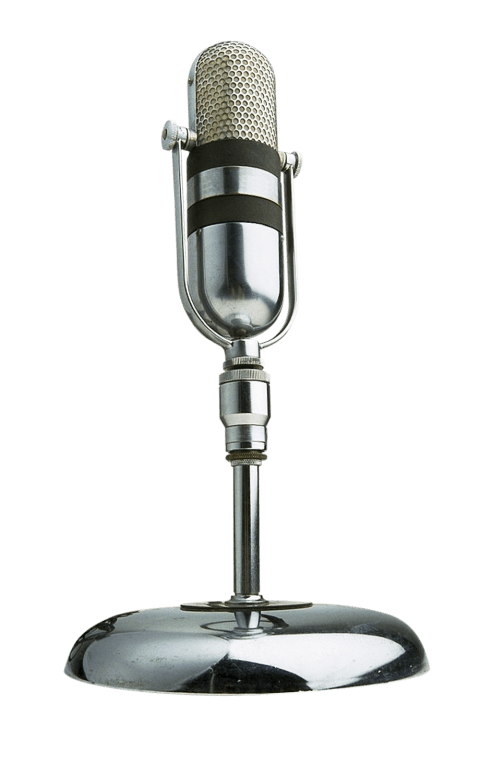 Old microphone png. Free images toppng transparent