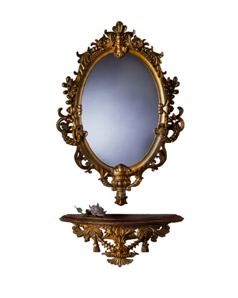 Old mirror png. By moonglowlilly on deviantart